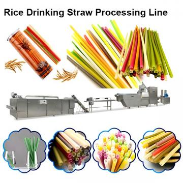 Eco Friendly PLA drinking straw extruding machine line with great quality and competitive price