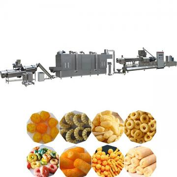 Full Automatic Corn Puffed Snacks Food Extruder