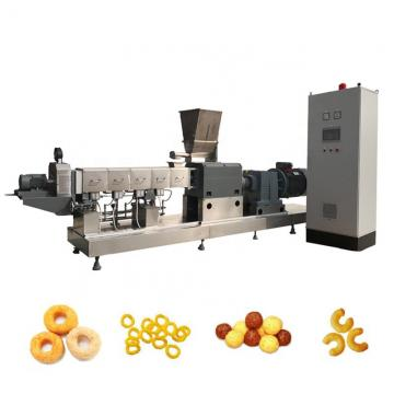 Puffed Snacks Extruder Machine Extruded Food Machine Snacks Food Production Line