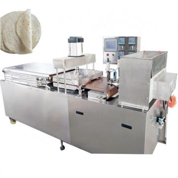 Grain Processing Automatic Commercial Dumpling Wrapper Making Machine