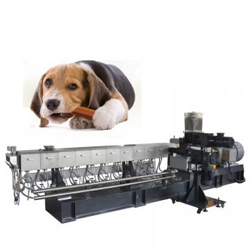 Pet Dog Food Extrusion Wet Dog Food Extruder Machine