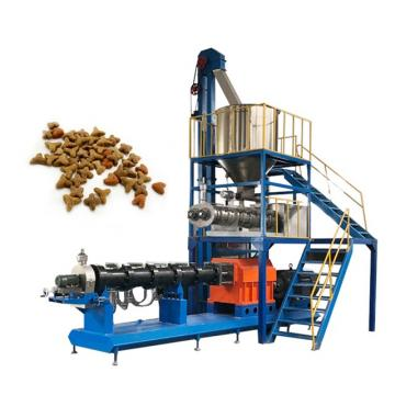 Floating and Sinking Fish Feed Processing Machine