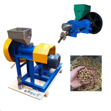 Tilapia Feed Making Fish Food Extrusion Processing Machine