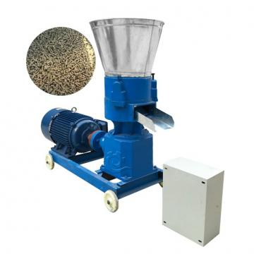 Ring Die Pellet Size 2-12mm Cattle Feed Making Machine
