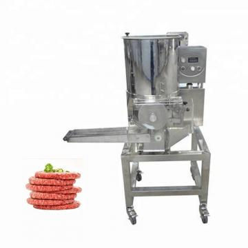 Industrial Mini Burger Making Machine for Sale Industrial Food Processor Machine Burger Forming Machine 130mm