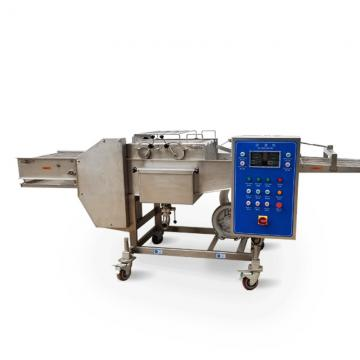 Chicken Nugget Batter Coating Machine for Food Industry