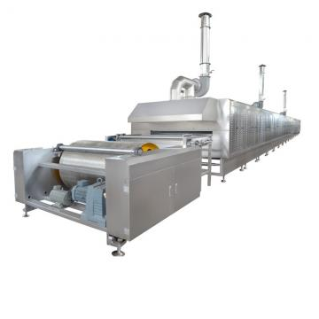 Bcq250 Full-Automatic Hard and Soft Biscuit Production Line