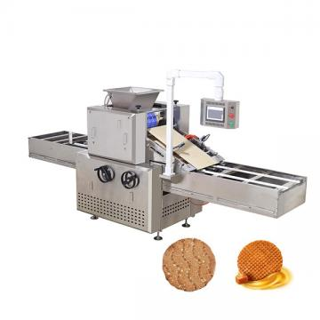 Full Automatic Bcq1500 Hard Biscuit Cookie Making Production Line