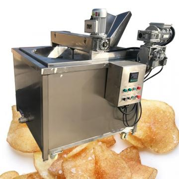 Low Price Double Baskets Potato Chips Deep Fryers Machine for Sale