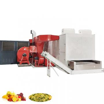 Full Stainless Steel Meet Cleaning Class Dust-Proof Conveyor Dryer Machine