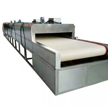 Pharmaceutical Vacuum Low Temperature Belt Continous Dryer
