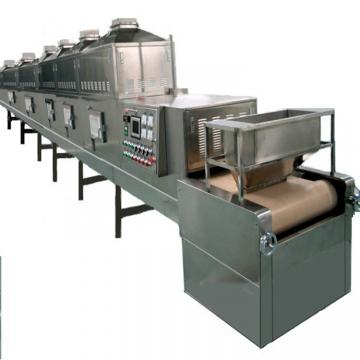 High Capacity Ce Approved Industrial Hemp Dehydrating Machine Vegetable Garlic Mesh Belt Dryer