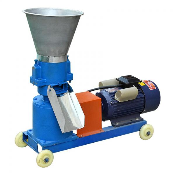 New Design Poultry Feed Pellet Making Machine