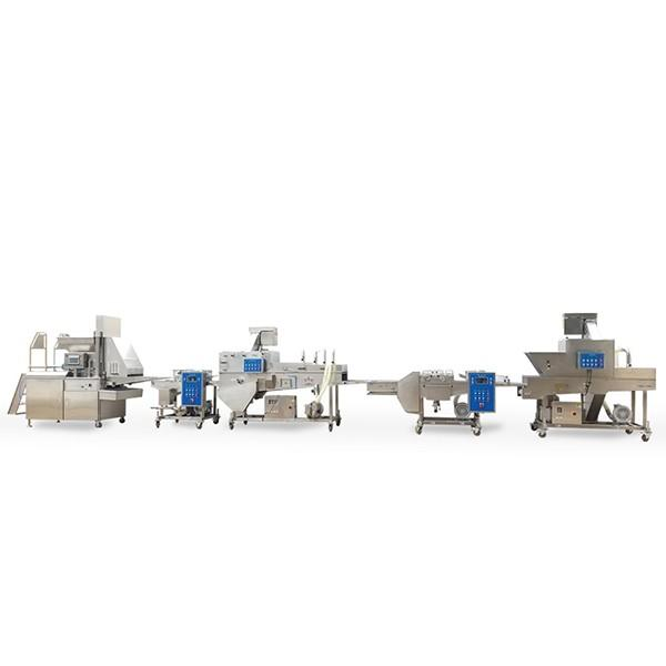 Ce Certified Commercial Electric Battering Machine for Fried Fish Fillet