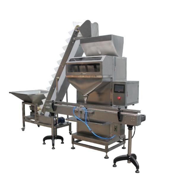 Fully Automatic Multihead Weigher Canning Weighing and Food Packing Machine