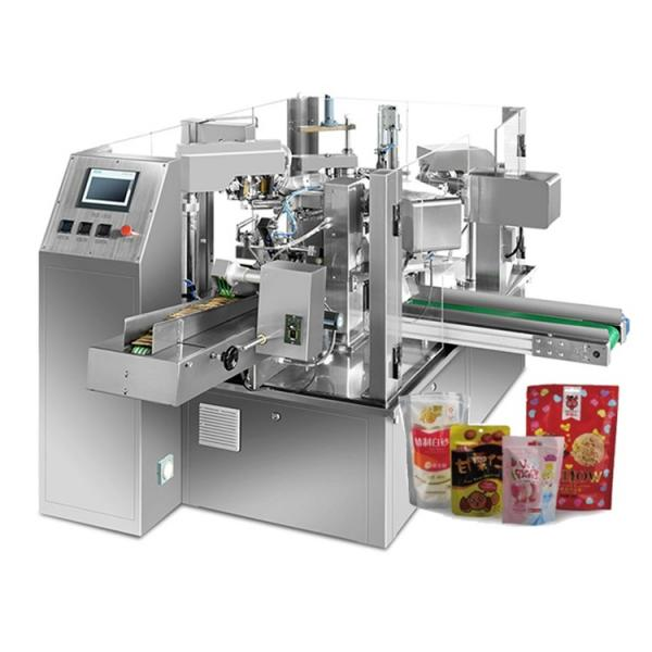 Small Cookies High Accuracy Automatic Quantitative Bag Vffs Packaging Machine